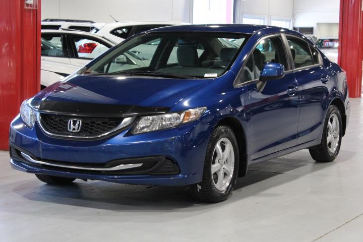 Honda Civic 2013 LX 4D Sedan 5sp #0000000750