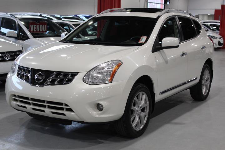 Nissan Rogue 2011 SV 4D Utility AWD #0000000841