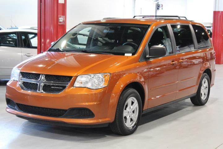 Dodge Grand Caravan 2011 SE Wagon #0000000842