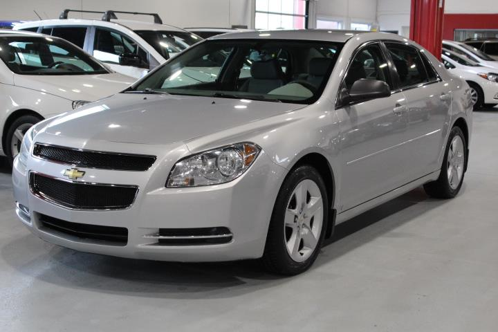 Chevrolet Malibu 2009 LS 4D Sedan #0000000846