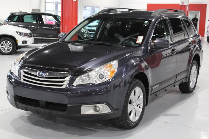 Subaru Outback 2010 2.5I 4D Wagon at #0000000864