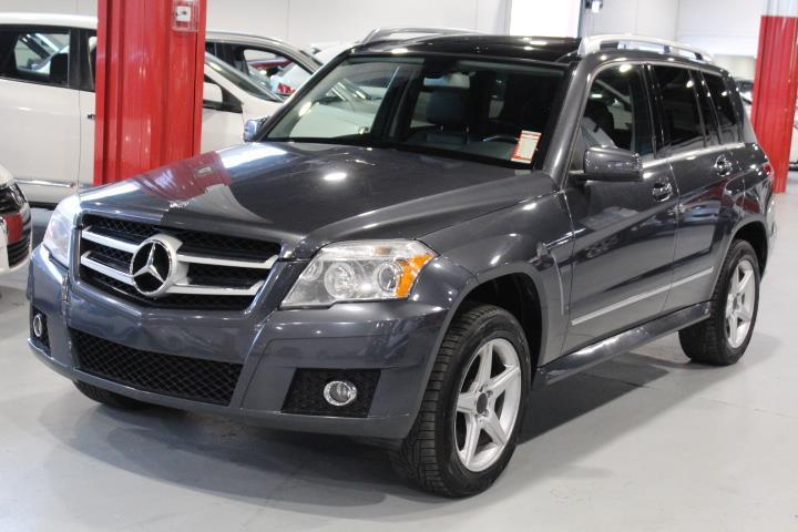 Mercedes-Benz GLK-Class 2010 GLK350 4D Utility 4MATIC #0000000867