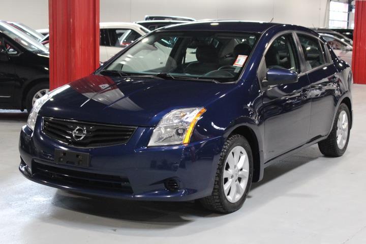 Nissan Sentra 2012 4D Sedan at #0000000881
