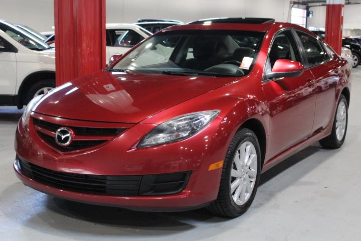 Mazda MAZDA6 2011 GS-L 4D Sedan at #0000000911