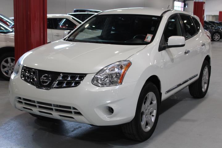 Nissan Rogue 2012 S 4D Utility FWD #0000000922