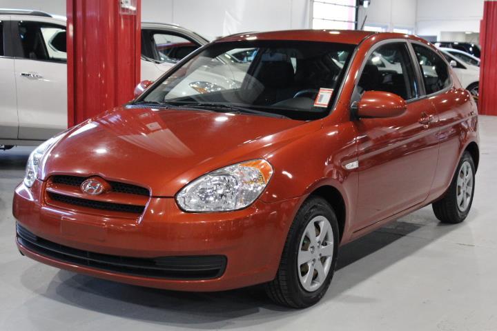 Hyundai Accent 2009 GL 2D Hatchback #0000000944