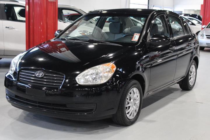 Hyundai Accent 2006 GL 4D Sedan #0000000947