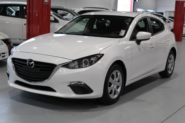 Mazda MAZDA3 2015 SPORT GX 5D Hbk at w/AC #0000000950