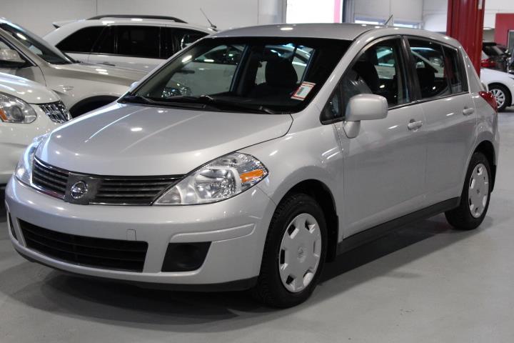 Nissan Versa 2009 S 4D Hatchback #0000000954