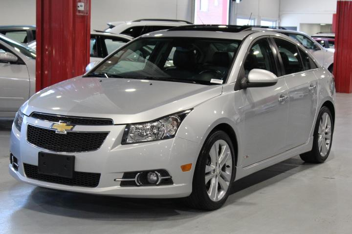 Chevrolet Cruze 2014 2LT 4D Sedan Turbo #0000000957