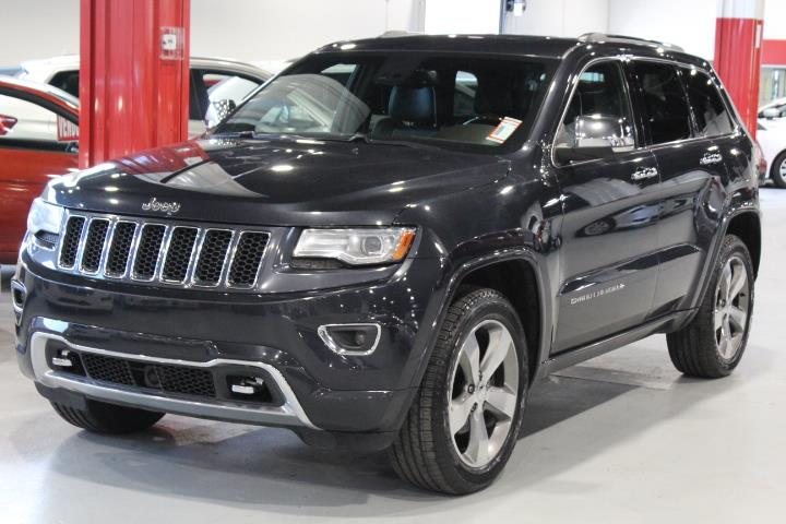 Jeep Grand Cherokee 2014 OVERLAND 4D Utility 4WD #0000000961