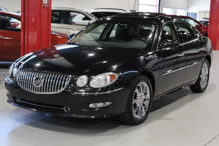 Buick Allure 2009 SUPER 4D Sedan #0000000975