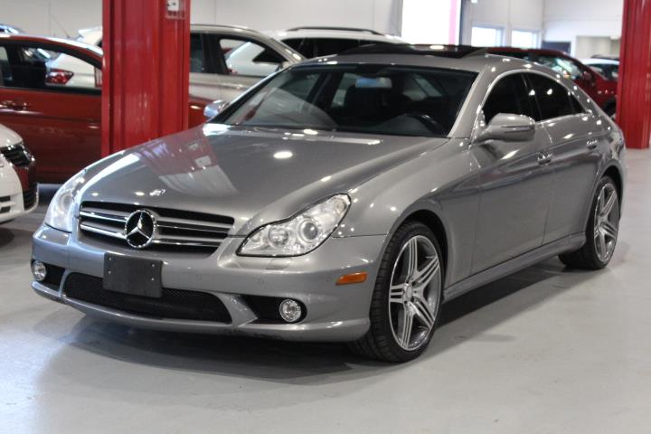 Mercedes-Benz CLS-Class 2011 CLS550 4D Coupe #0000000977