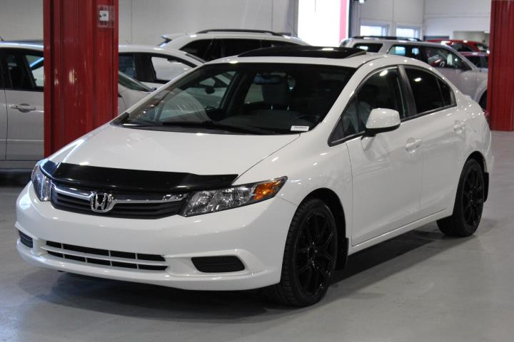 Honda Civic 2012 EX 4D Sedan at #0000000980