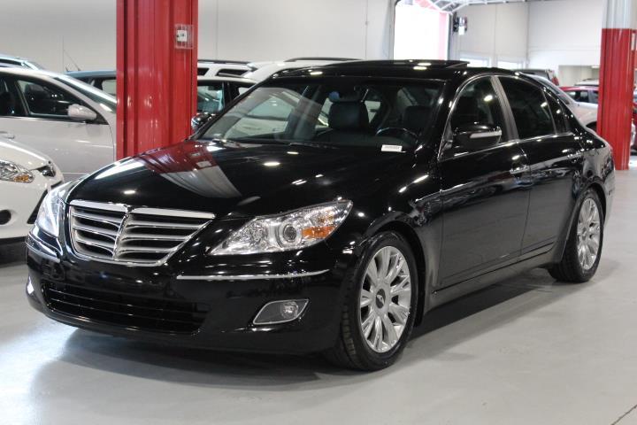 Hyundai Genesis 2009 3.8L 4D Sedan #0000000985