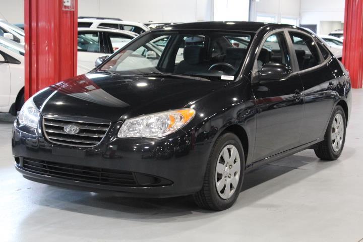 Hyundai Elantra 2009 GL 4D Sedan #0000000997