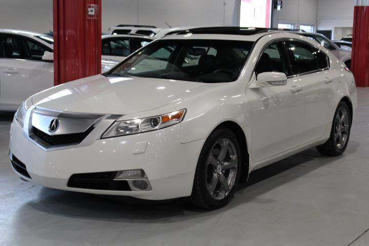 Acura TL 2010 4D Sedan AWD #0000001012