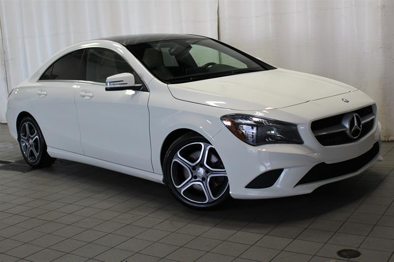 Mercedes-Benz CLA250 2016 4MATIC Coupe TOIT PANORAMIQUE #U18-275