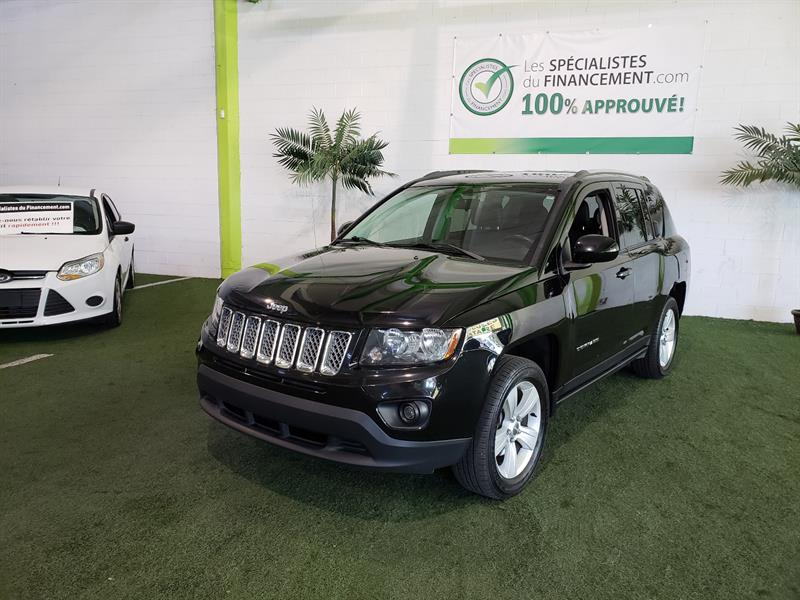 Jeep Compass 2014 4WD 4dr North #2351-07