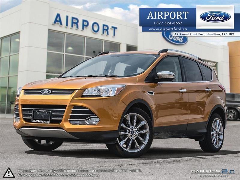 2016 Ford Escape SE FWD with only 66,840 kms #A80655