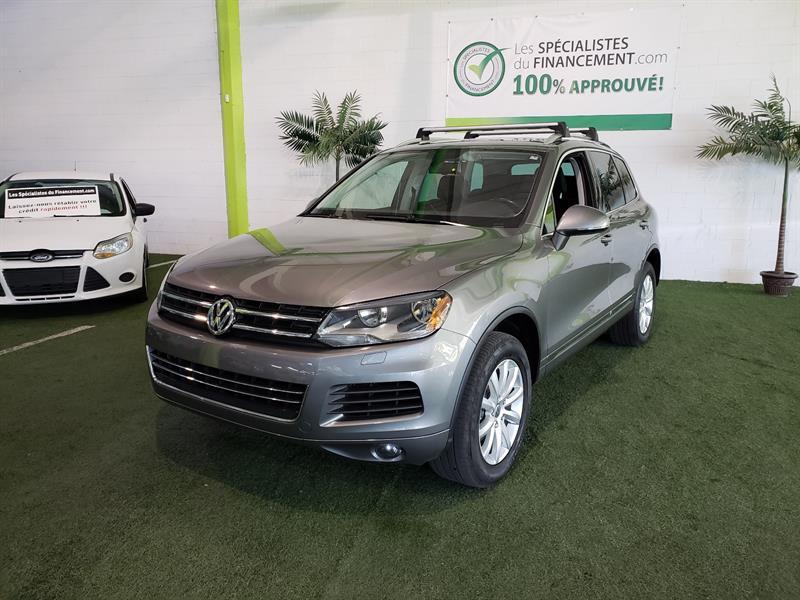 Volkswagen Touareg 2014 4dr 3.6L #2322-07