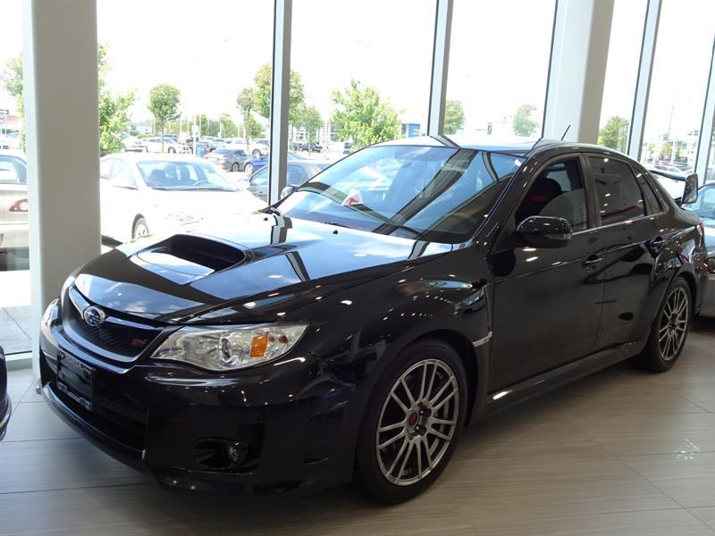 2012 Subaru Impreza Wrx MODIFIED STi - TINTED WINDOWS, LEATHER, UPGRADED E #P5161A