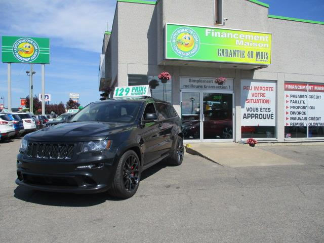 Jeep Grand Cherokee 2012 4WD 4dr SRT8 #18-150