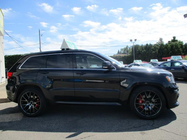 jeep grand cherokee 4wd 4dr srt8 2012 occasion vendre saint eustache chez autobonjour. Black Bedroom Furniture Sets. Home Design Ideas