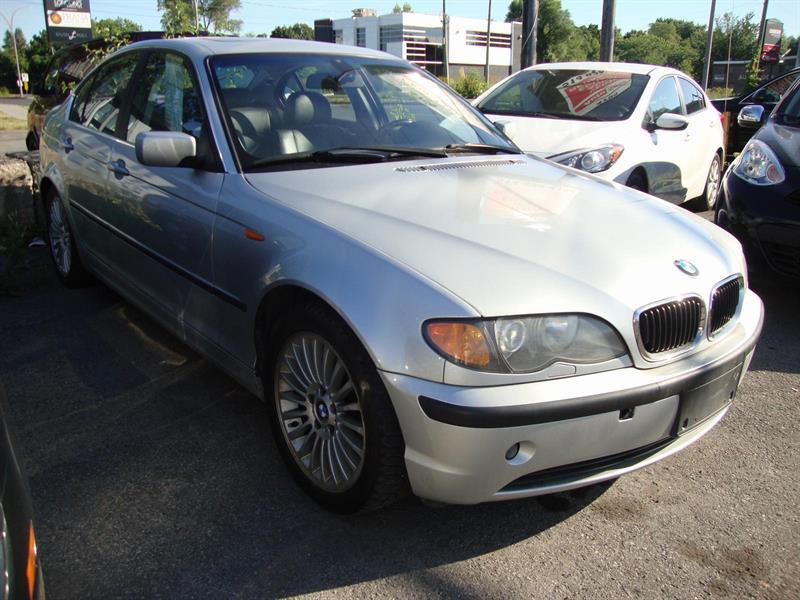 BMW 3-Series 2002 330xi #M84