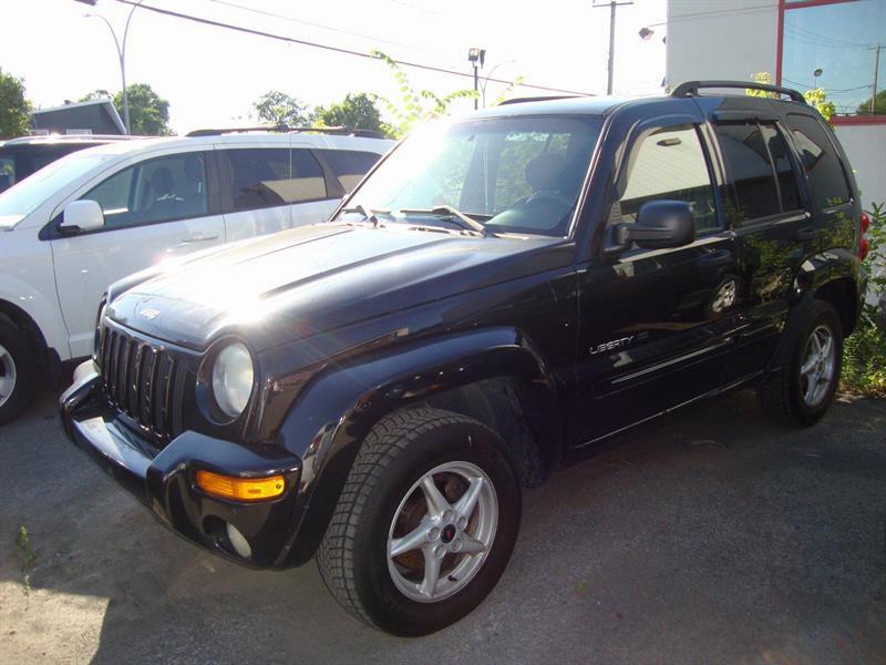 Jeep Liberty 2003 Limited 4x4 #M97