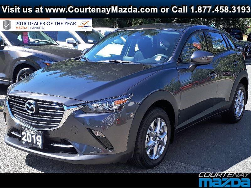 2019 Mazda CX-3 GS FWD at #19CX33214