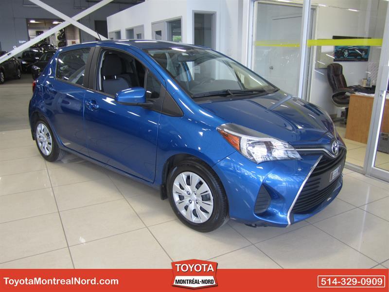 Toyota Yaris 2015 HB LE Aut/Ac/Vitres,Portes,Miroirs Electriques  #3255 AT