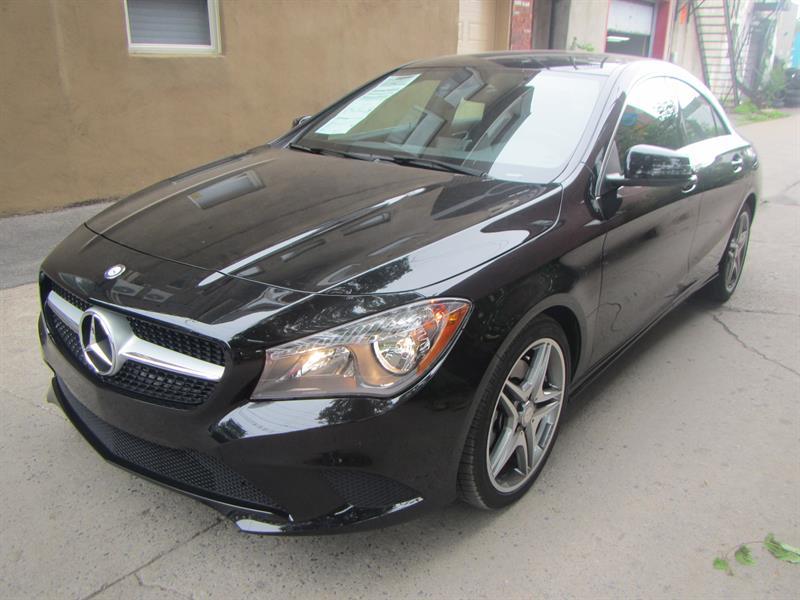 Mercedes-Benz CLA250 2014 ONLY 4160 KM LIKE NEW*****$69SEM #1866.