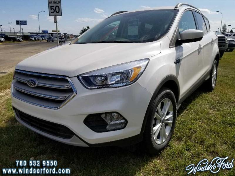 2018 Ford Escape SE 4WD #RT0861