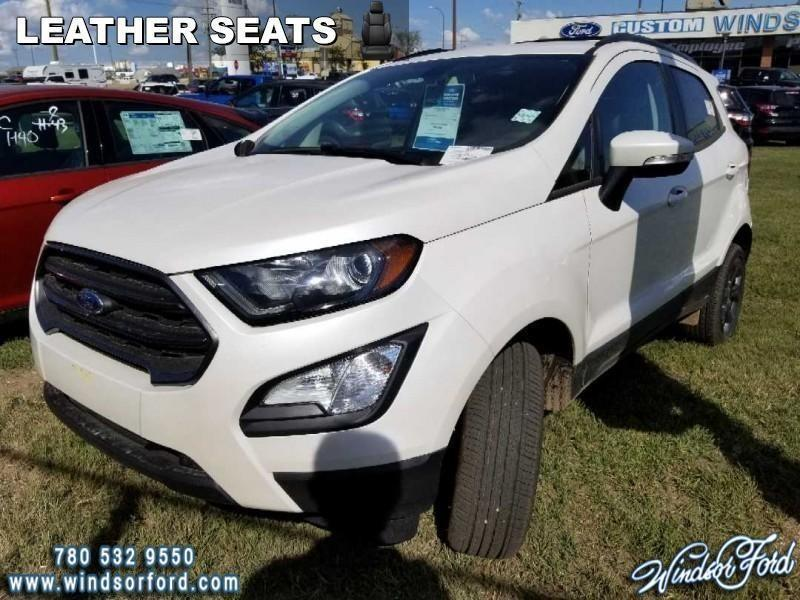 2018 Ford EcoSport SES 4WD #RT1001