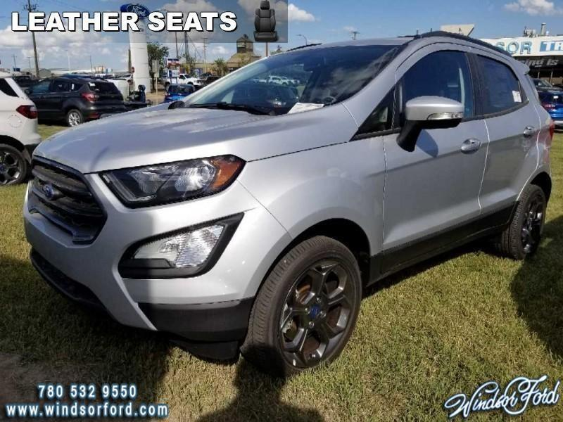 2018 Ford EcoSport SES 4WD #RT1143
