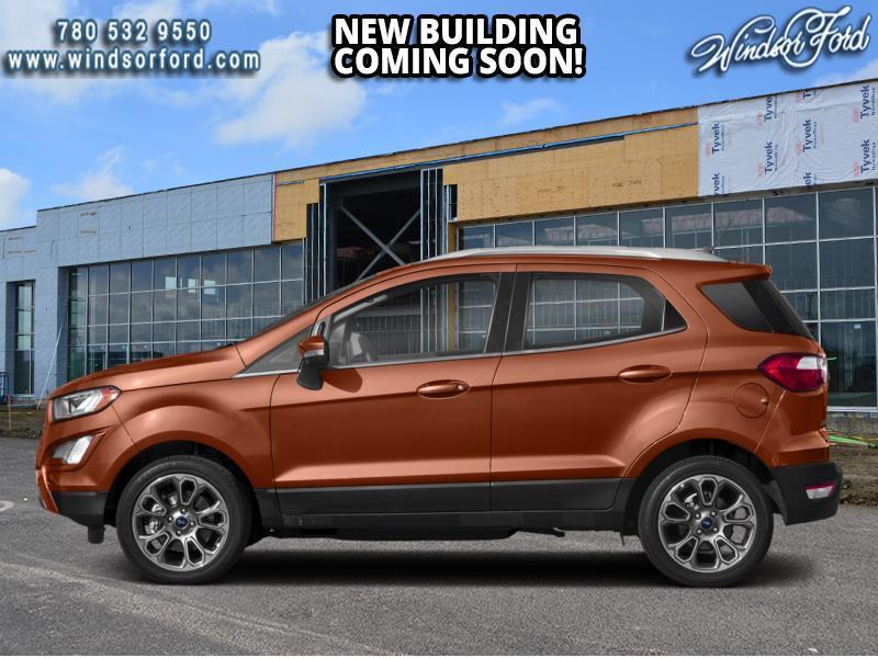 2018 Ford EcoSport SE 4WD #RT1161