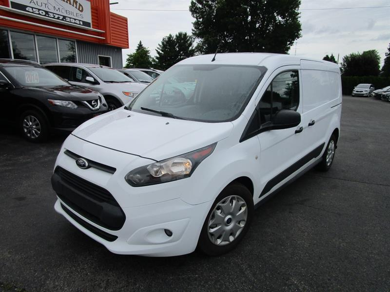 Ford Transit Connect 2014 XLT w-Dual Sliding Doors #2366