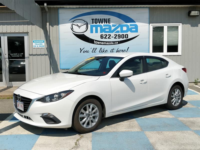 2016 Mazda MAZDA3 4dr Sdn GS #17623A