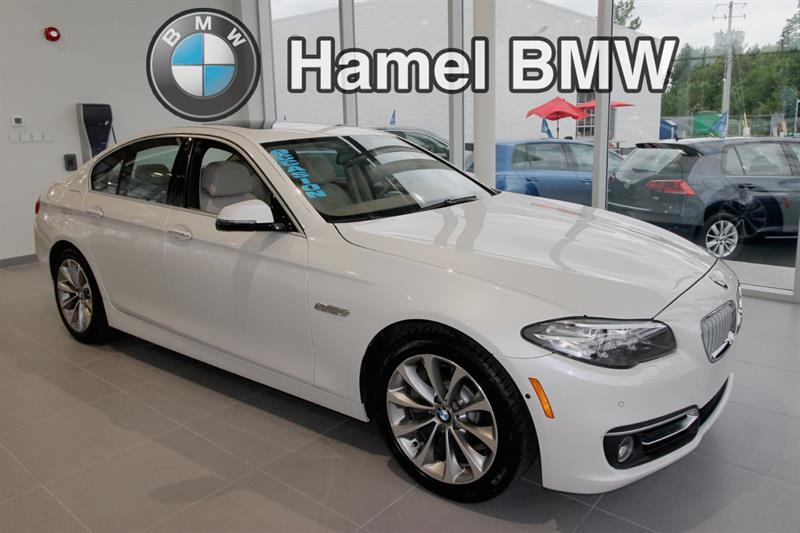 BMW 5 Series 2014 4dr Sdn 528i xDrive AWD 2,9% 84 MOIS #u18-162