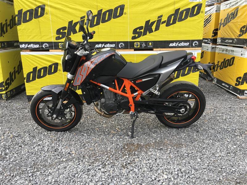 KTM 690 Duke ABS 2014