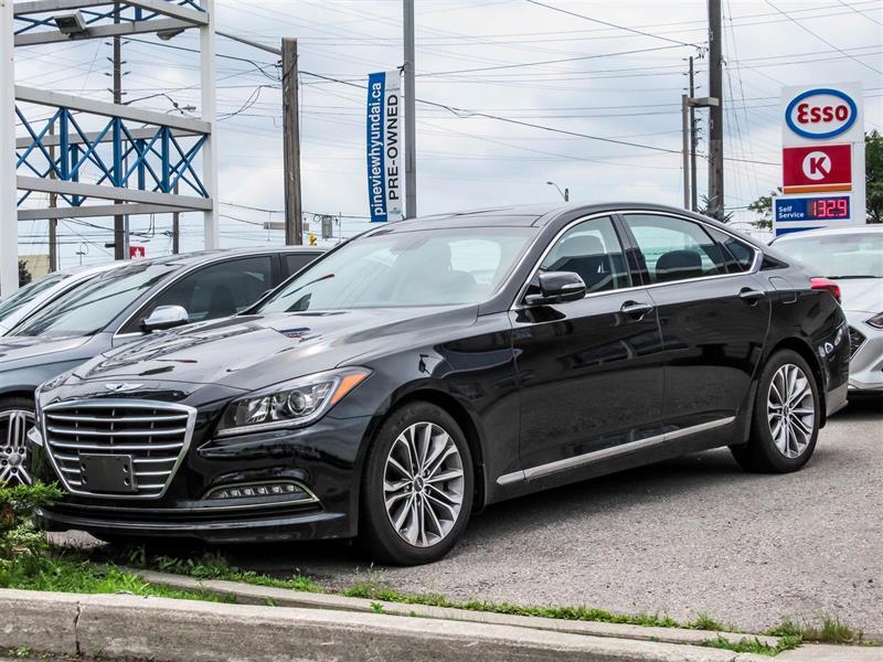 2016 Hyundai Genesis LOADED #51035