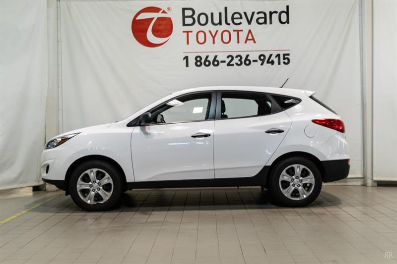 Hyundai Tucson 2014 GL #81867B