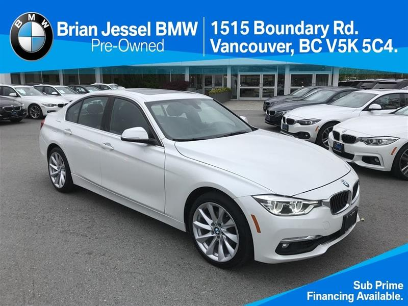 2016 BMW 3-Series 328I xDrive Sedan #BP6687