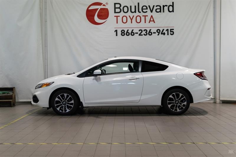Honda Civic 2015 * COUPE EX* #80081A