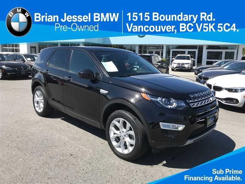 2016 Land Rover Discovery Sport HSE LUXURY #BP6743