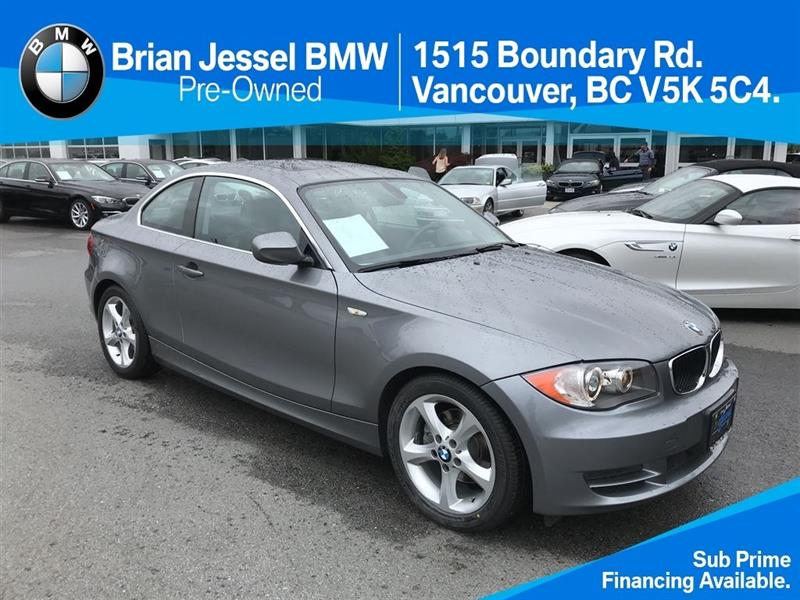 2011 BMW 1 Series 128I Coupe #BP622210