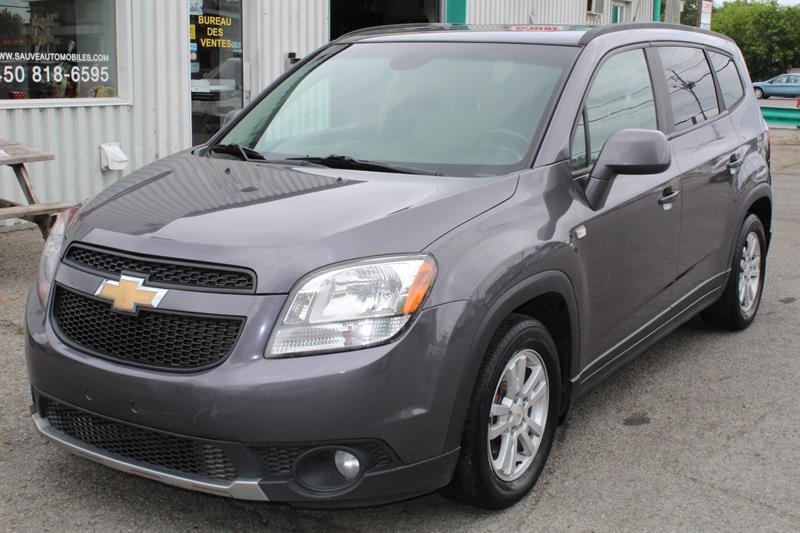 Chevrolet Orlando 2012 4dr Wgn #PV6573