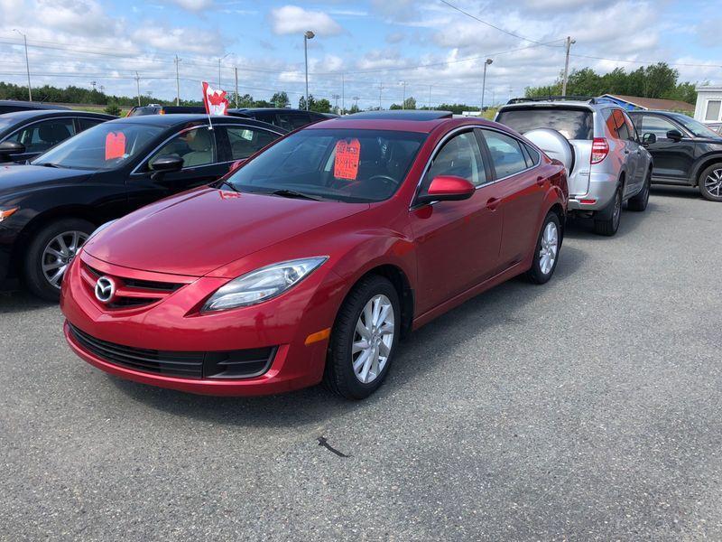 2012 Mazda MAZDA6 GS #1442