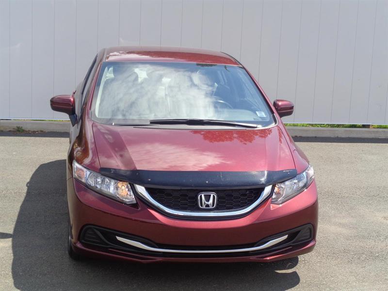 2015 Honda Civic Sedan LX #L6683